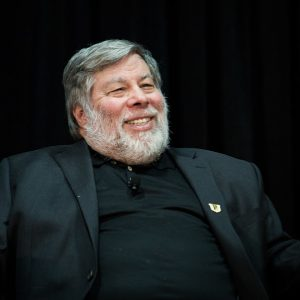Steve Wozniak _ Web Image 2 _Nov 1, 2017