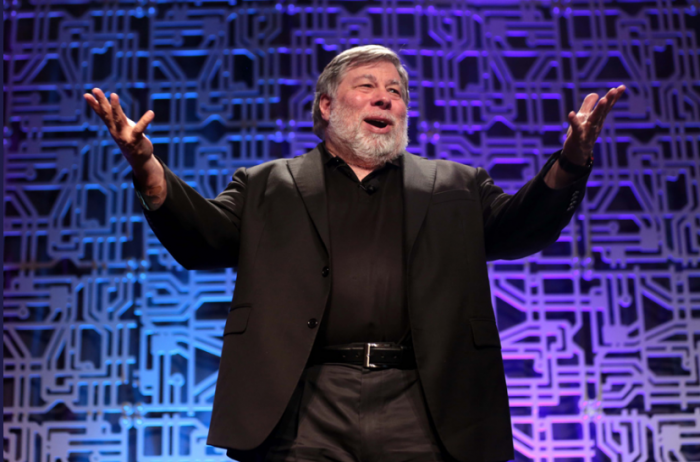 Book Steve Wozniak