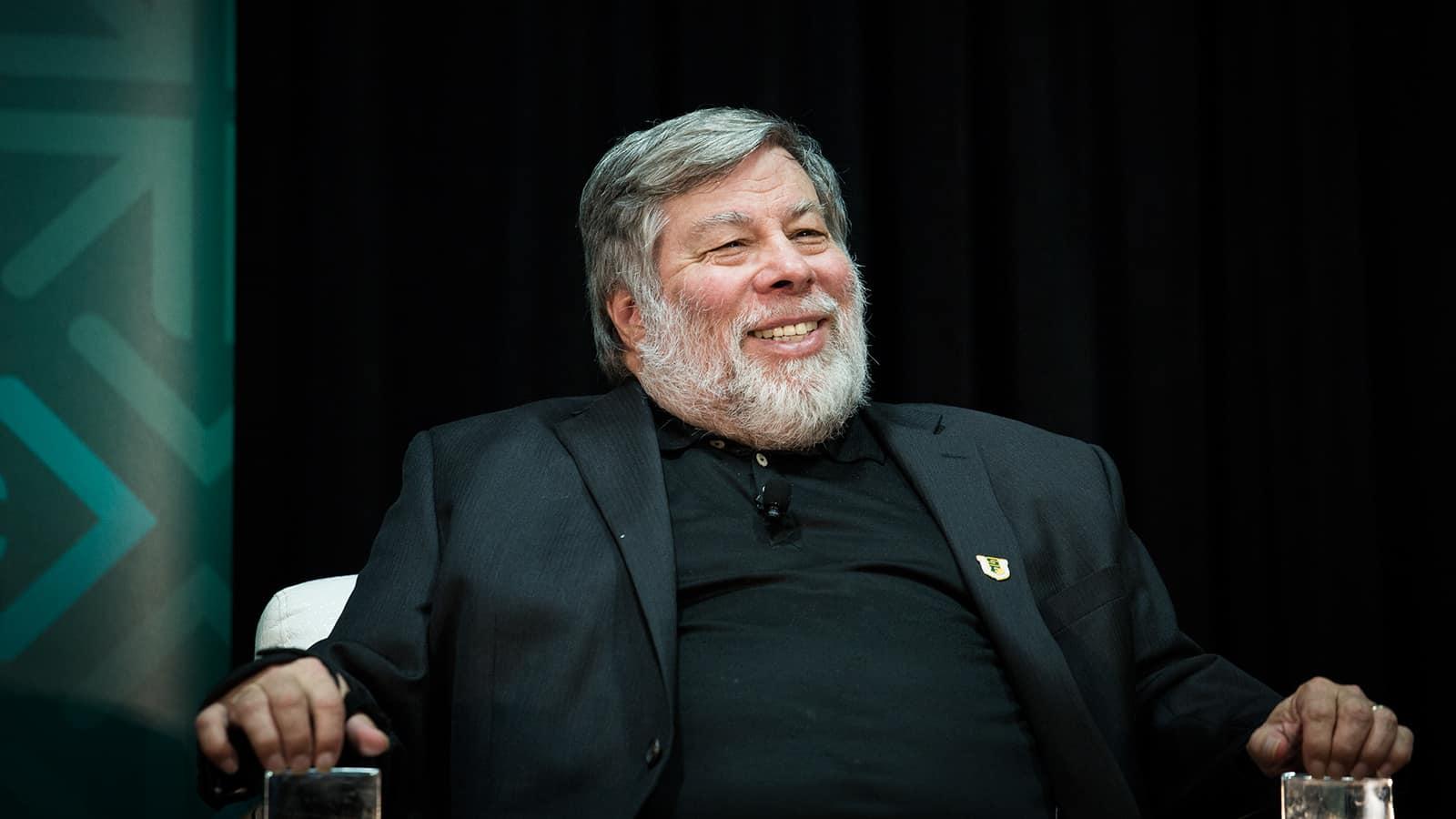 b97e3a37d31 Steve Wozniak - Talent Bureau