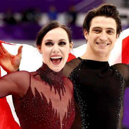 Book Scott Moir and Tessa Virtue