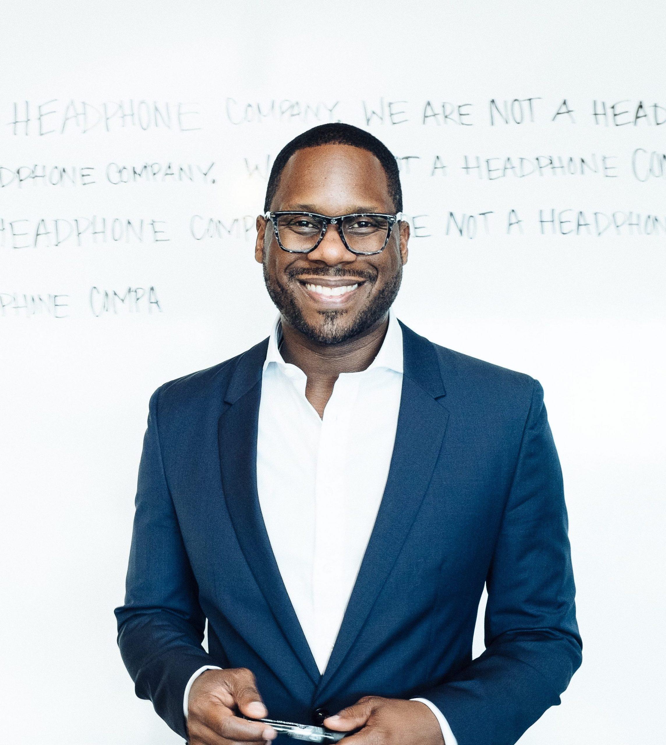Book Omar Johnson Former VP Marketing at Apple